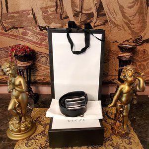 100 % Authentic Unisex Gucci Belt Size 38